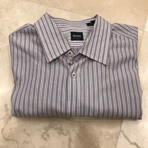 Boss Hugo Boss Regular Fit Dress Shirt